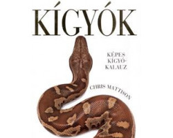 Kígyók - képes kígyókalauz 4792Ft Természettudomány