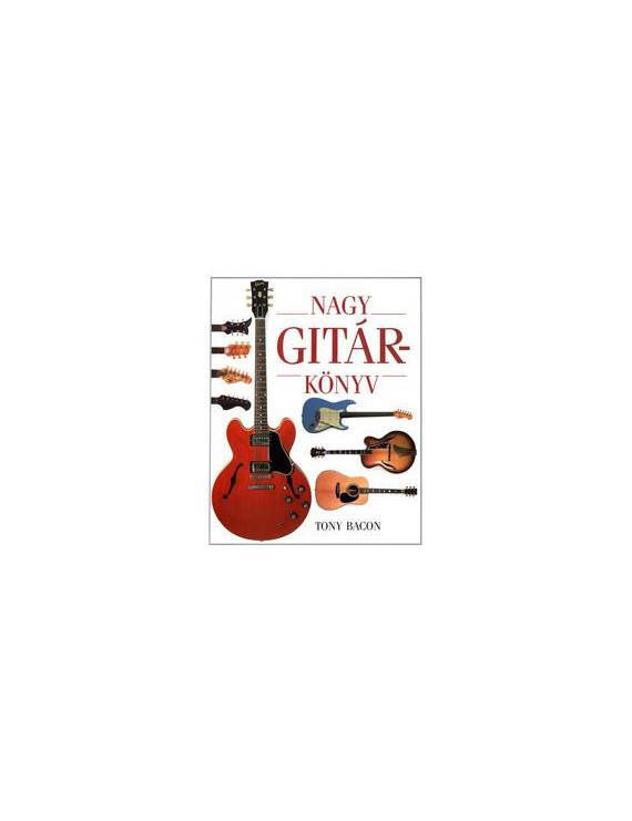Nagy gitárkönyv 4400Ft Egyéb, szórakoztató irodalom