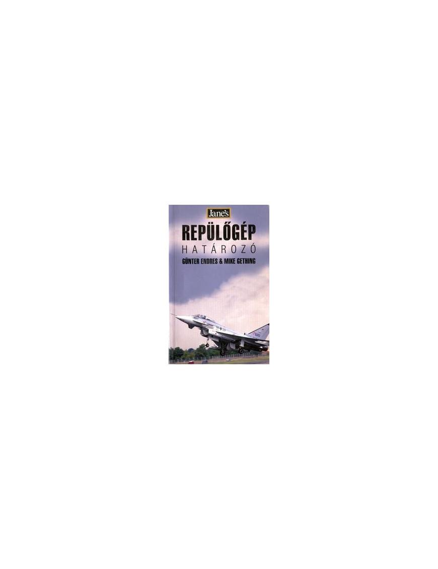 Repülőgép határozó 6500Ft Egyéb, szórakoztató irodalom
