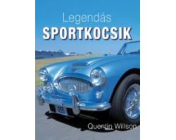 Legendás sportkocsik 4720Ft Egyéb, szórakoztató irodalom