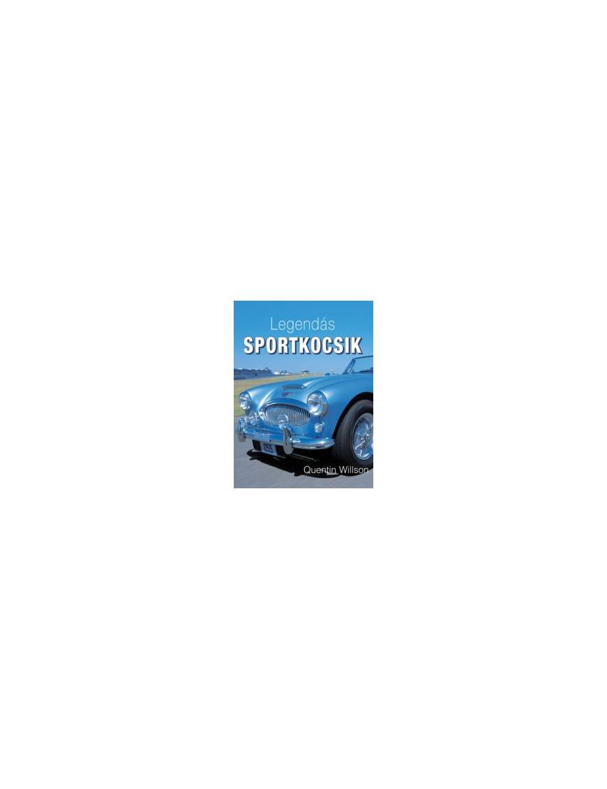 Legendás sportkocsik 5900Ft Egyéb, szórakoztató irodalom