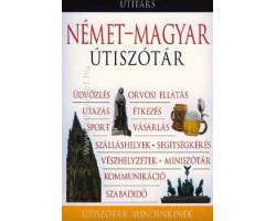 Német-magyar útiszótár / Útitárs 590Ft Antikvár könyvek