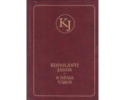 A néma város 890Ft Antikvár könyvek
