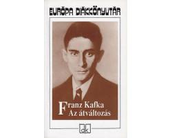 Franz Kafka: Az átváltozás 590Ft Antikvár könyvek