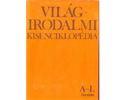 Világirodalmi kisenciklopédia I.II 990Ft Antikvár könyvek