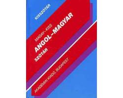 Angol-Magyar kisszótár 590Ft Antikvár könyvek