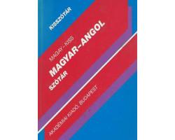 Magyar-Angol kisszótár 590Ft Antikvár könyvek