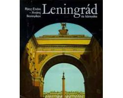 Leningrád és környéke 590Ft Antikvár könyvek