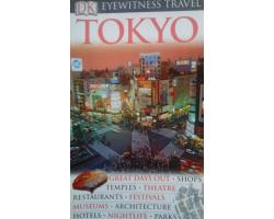 Tokyo / Tokió ANGOL NYELVŰ útikönyv 1490Ft Antikvár könyvek
