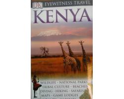 Kenya / Kenya ANGOL NYELVŰ útikönyv 1490Ft Antikvár könyvek