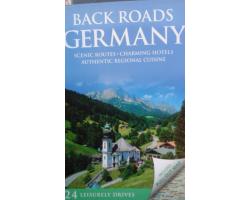 Germany Back Roads / Németország ANGOL NYELVÚ útikönyv 1490Ft Antikvár könyvek