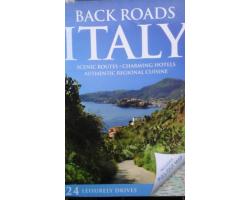 Italy Back Roads / Olaszország ANGOL NYELVŰ útikönyv 1490Ft Antikvár könyvek