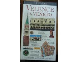 Velence és Veneto Útitárs 1990Ft Antikvár könyvek