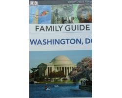 Washington DC Family Guide ANGOL NYELVŰ útikönyv 1490Ft Antikvár könyvek