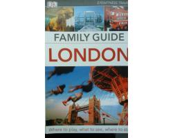 London Family Guide ANGOL NYELVŰ útikönyv 1490Ft Antikvár könyvek