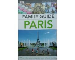 Paris Family Guide ANGOL NYELVŰ útikönyv 1490Ft Antikvár könyvek