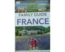 France Family Guide - Franciaország ANGOL NYELVŰ útikönyv 1490Ft Antikvár könyvek