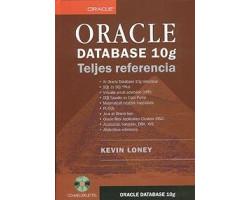 ORACLE Database 10g – Teljes referencia 7120Ft Informatika
