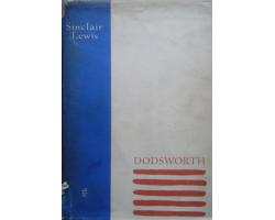 Sinclair Lewis: Dodsworth 590Ft Antikvár könyvek