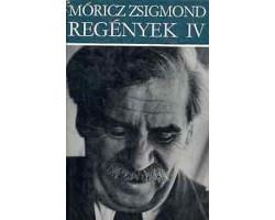 Móricz Zsigmond: Regények IV. 590Ft Antikvár könyvek