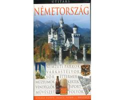 Németország Útitárs 9800Ft Útitárs útikönyvek