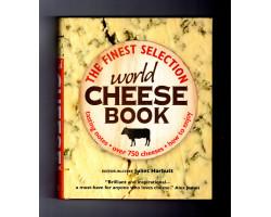 World cheese book - The finest selection 4990Ft Antikvár könyvek