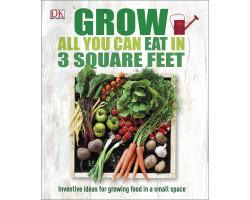 Grow all you can eat in 3 square feet 2990Ft Antikvár könyvek