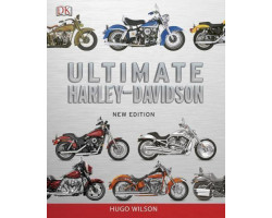 Ultimate Harley-Davidson 2990Ft Antikvár könyvek