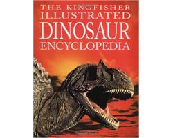 Illustrated dinosaur encyclopedia 2490Ft Antikvár könyvek