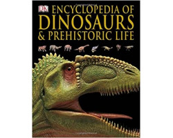 Encyclopedia of dinosaurs & prehistoric life 3990Ft Antikvár könyvek
