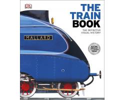 The train book - The definitive visual history 7990Ft Antikvár könyvek