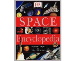 Space encyclopedia 2490Ft Antikvár könyvek