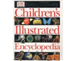 Children's illustrated encyclopedia 2990Ft Antikvár könyvek