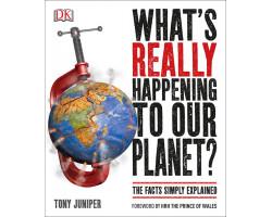 What's really happening to our Planet? 1990Ft Antikvár könyvek