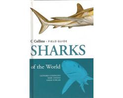 Sharks of the World - Collins field guide 1990Ft Antikvár könyvek