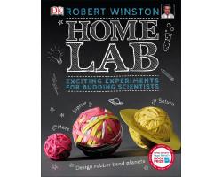 Home lab - Exciting experiments for budding scientists 1990Ft Antikvár könyvek