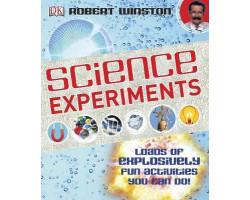 Science experiments 1490Ft Antikvár könyvek