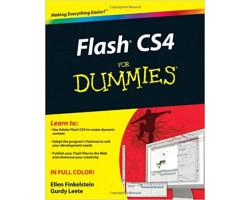 Flash CS4 - ANGOL! 1890Ft Antikvár könyvek