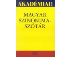 Magyar szinonimaszótár 990Ft Antikvár könyvek