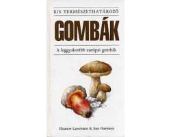 Gombák - Kis természethatározó 1490Ft Antikvár könyvek