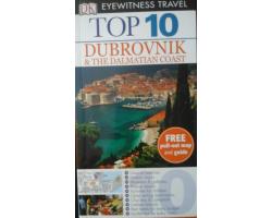 Dubrovnik & the Dalmatian Coast TOP 10 - ANGOL 990Ft Antikvár könyvek
