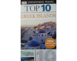 Greek Islands TOP 10 - ANGOL 990Ft Antikvár könyvek