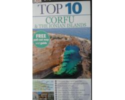Corfu & tha Ionian Islands TOP10 - ANGOL 990Ft Antikvár könyvek