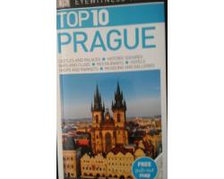 Prague TOP 10 - ANGOL 990Ft Antikvár könyvek