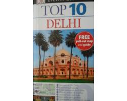Delhi TOP 10 - ANGOL 990Ft Antikvár könyvek