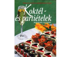 Koktél- és partiételek 1992Ft Egyéb, szórakoztató irodalom