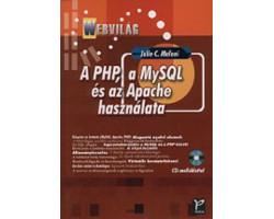 A PHP, a MySQL és az Apache használata 2790Ft Antikvár könyvek