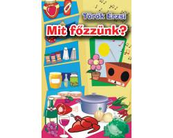 Mit főzzünk? ( Akciós ) 774Ft Szépséghibás könyvek