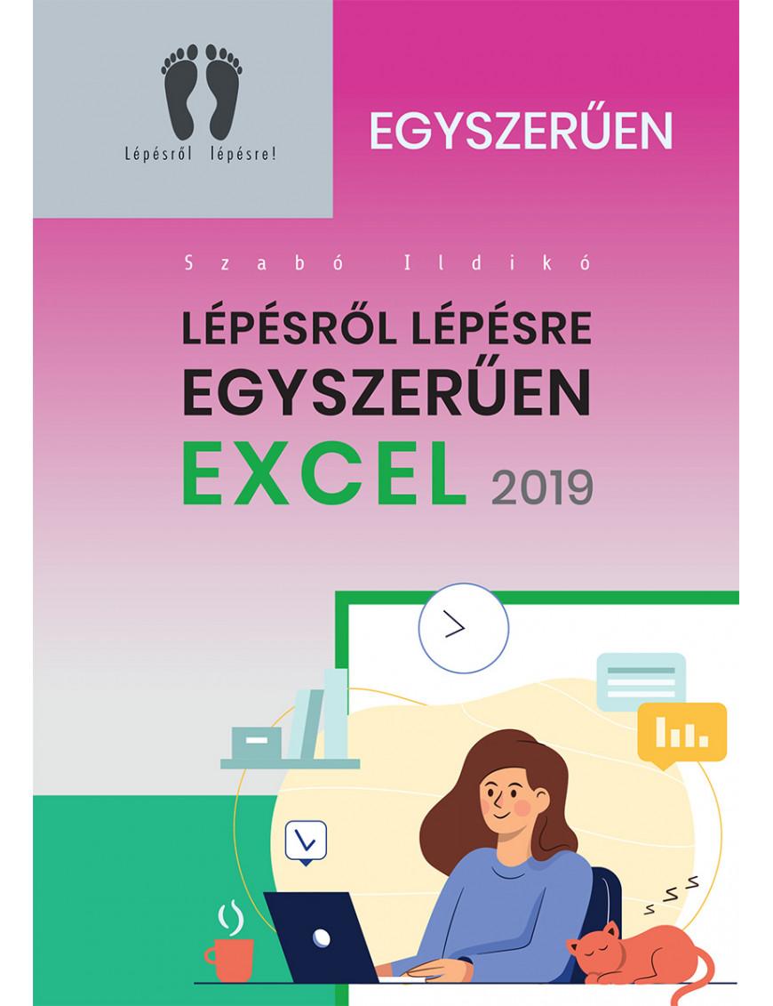 Excel 2019 - Lépésről lépésre egyszerűen 3400Ft Kezdőlap