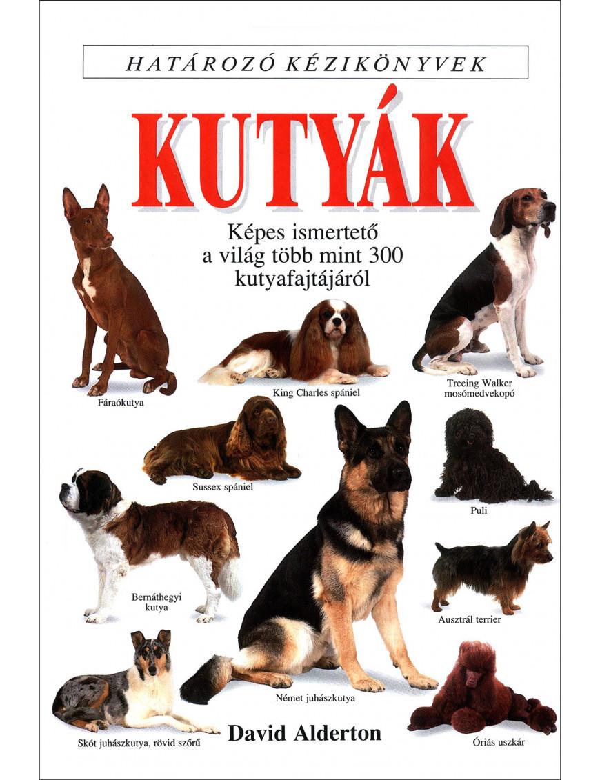 Kutyák 3592Ft Természettudomány